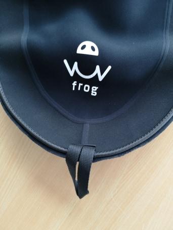 Frog spraydeck