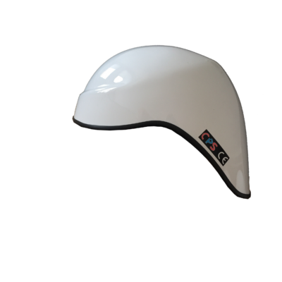 CPS helmet longtail white